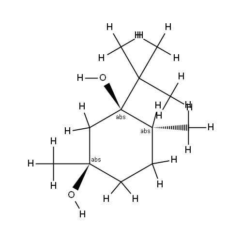 Click to see the large picture  1,4 Dimethylcyclohexane